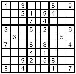 2676 -- Sudoku